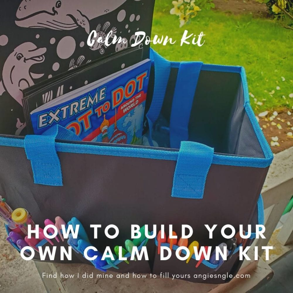 Calm Down Kit - Social