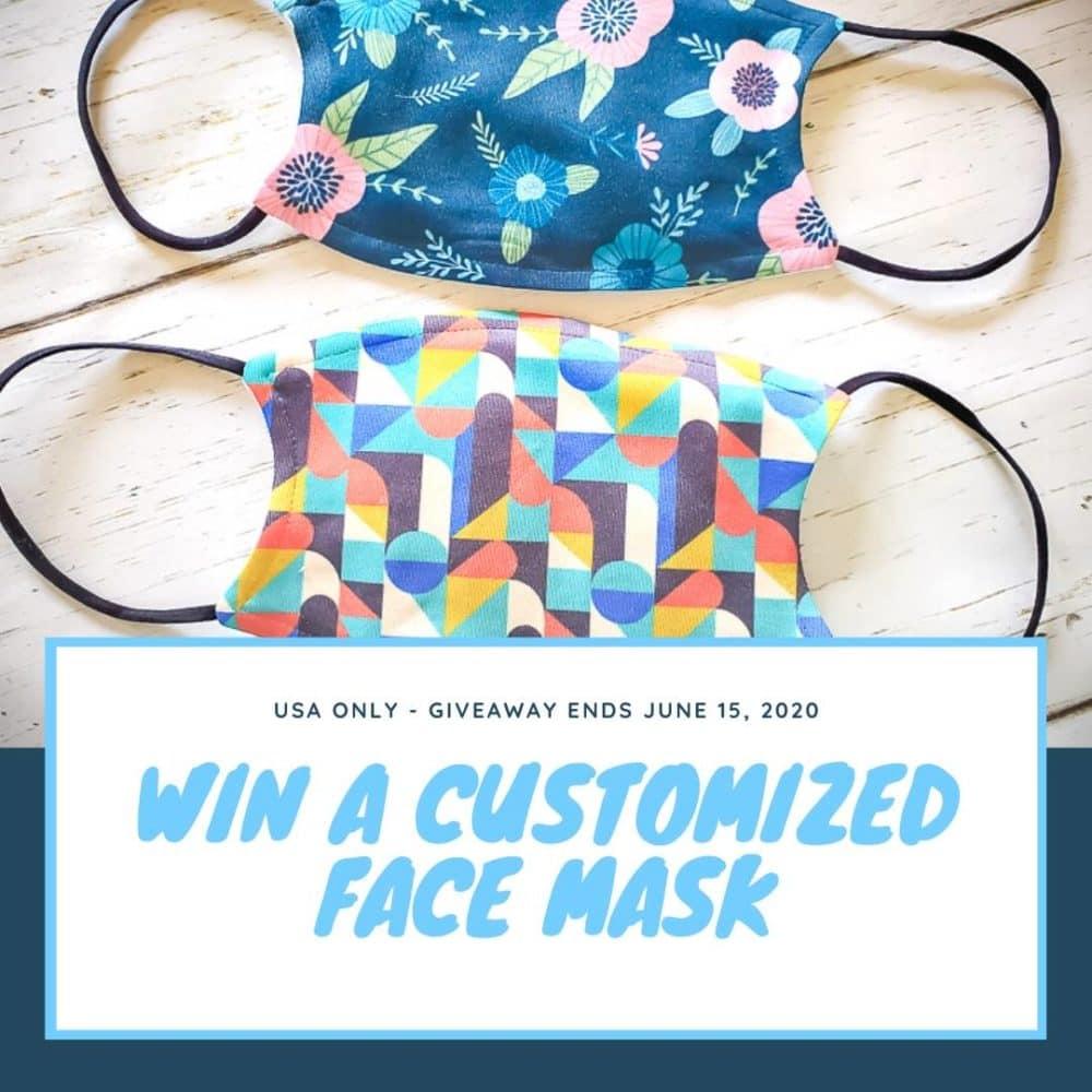 Customized Face Mask - Social