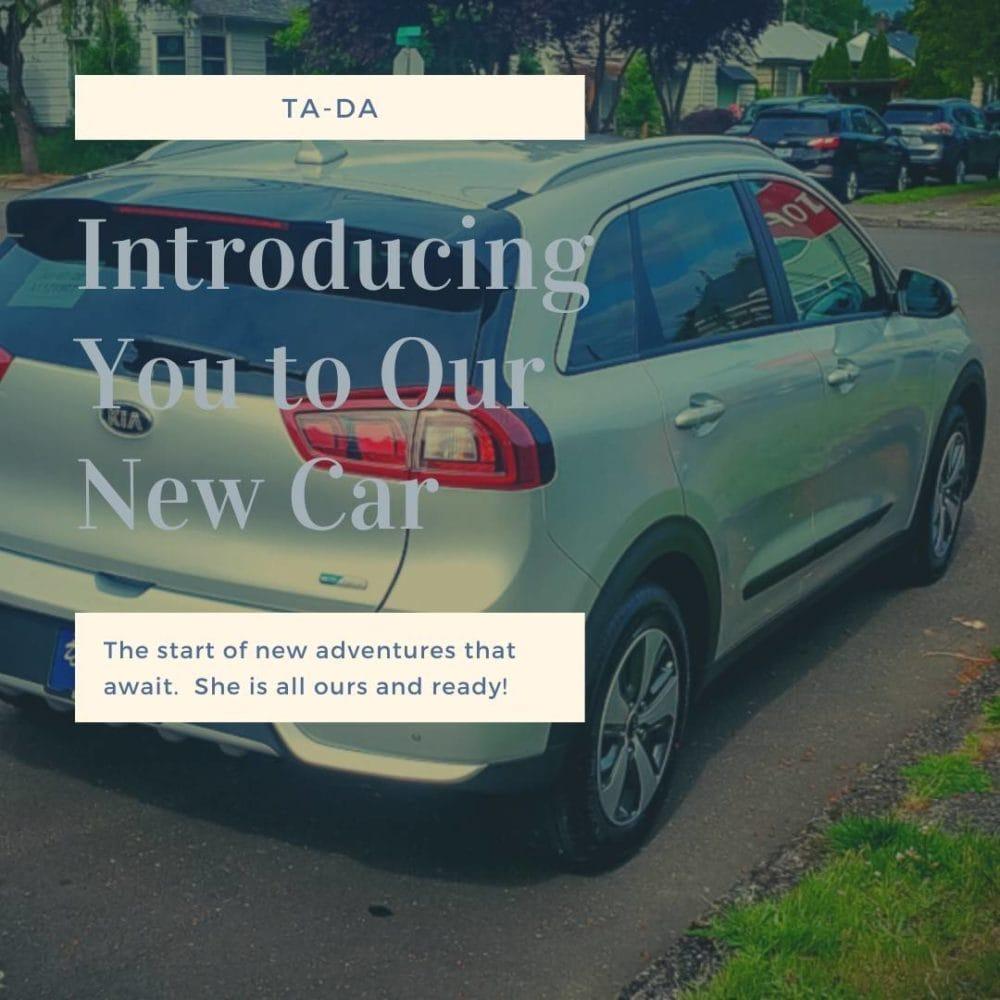 New Car - Social