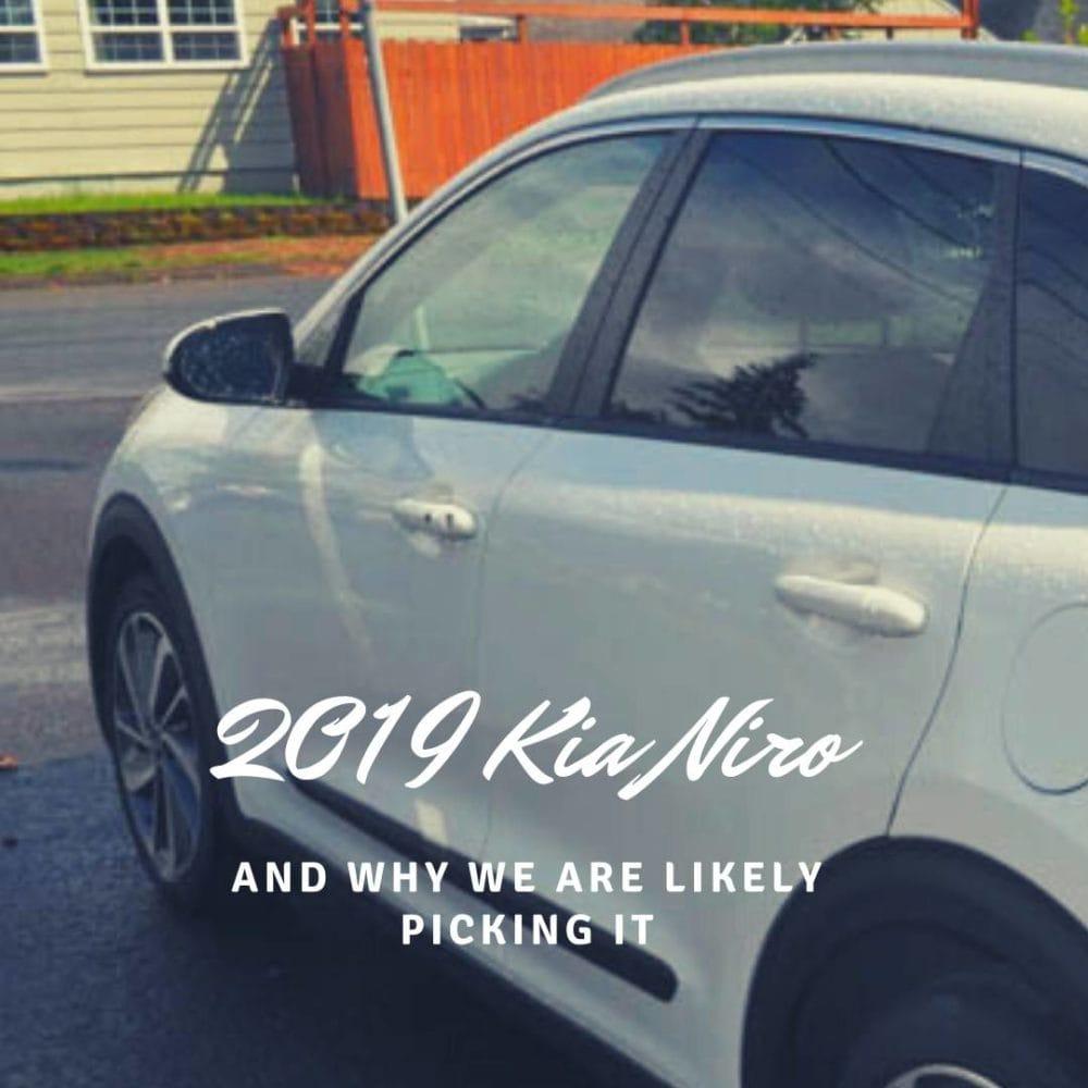 Picking a 2019 Kia Niro - Social