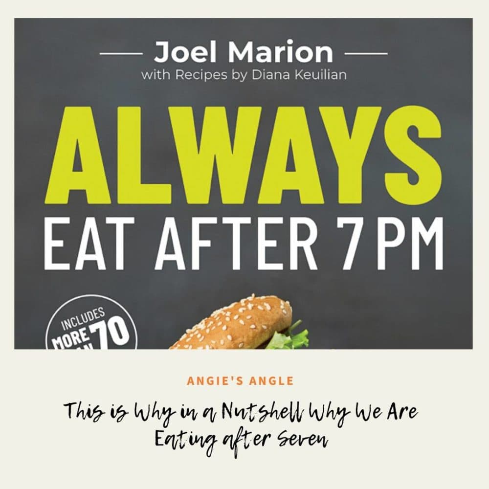 Why We Are Eating After Seven - Social