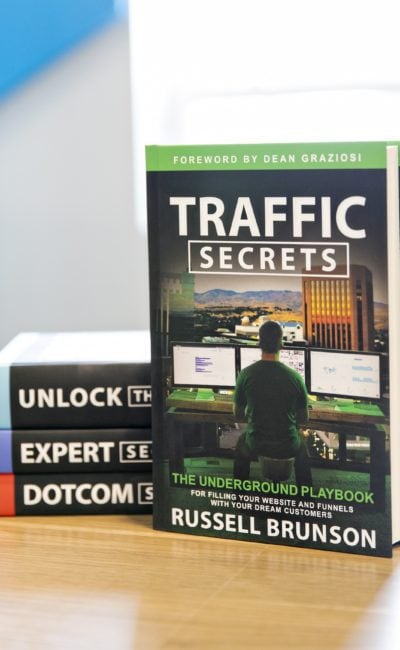 Why I am Taking a Challenge with Traffic Secrets
