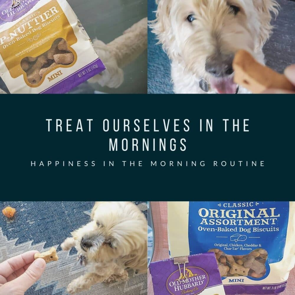Treat Ourselves in the Mornings - Featured