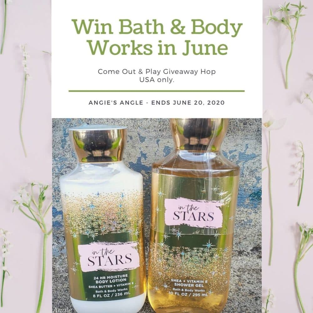 Win Bath & Body Works in June - Social