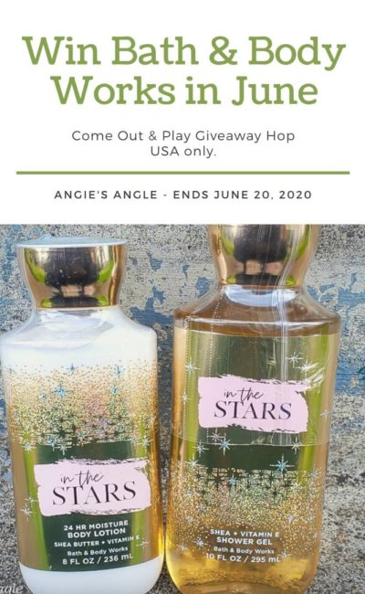 Win Bath & Body Works in June Come Out & Play Hop *USA only*