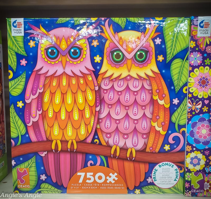 2020 Catch the Moment 366 Week 27 - Day 183 - Puzzle Find in Fred Meyer
