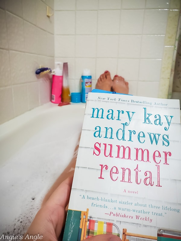 2020 Catch the Moment 366 Week 28 - Day 192 - Summer Rental and Bath