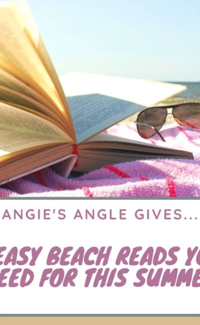 7 Easy Beach Reads You Need For This Summer