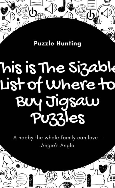 This is The Sizable List of Where to Buy Jigsaw Puzzles