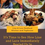 Line & Lure Seafood Kitchen and Taphouse - Pin