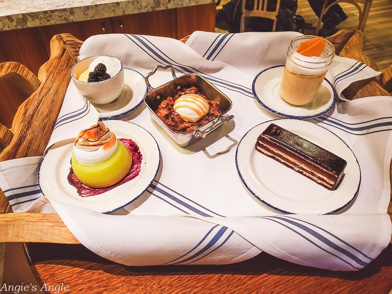 Line and Lure Dessert Display