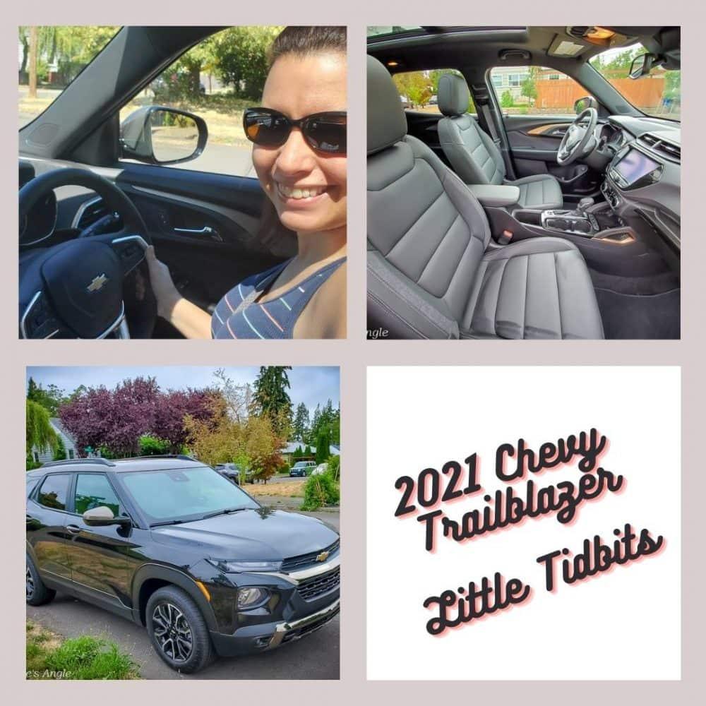 Tidbits of the 2021 Chevrolet Trailblazer - Social