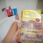 2020 Catch the Moment 366 Week 41 - Day 281 - Bath Reading Time