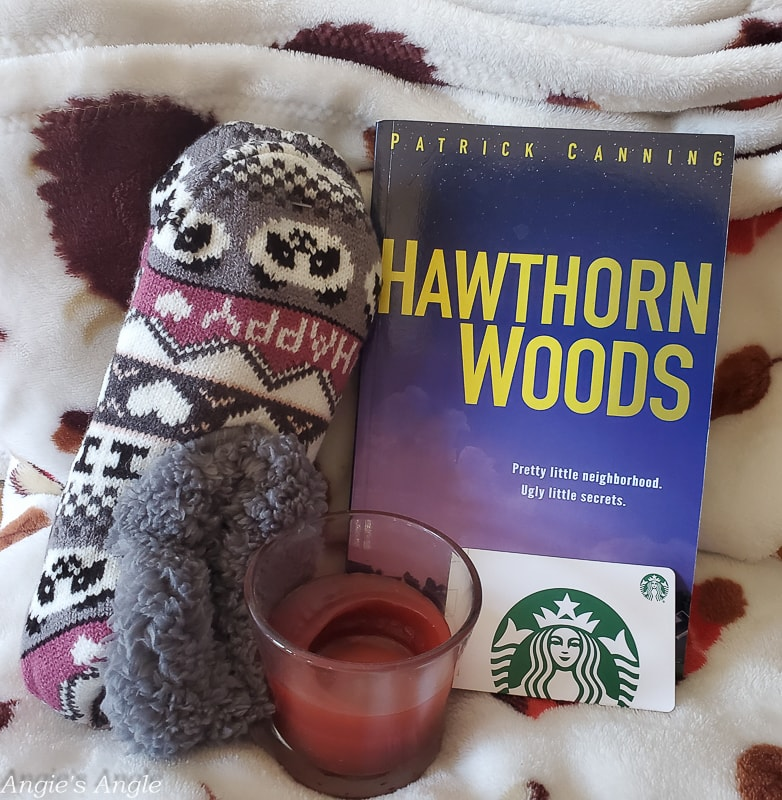 Cozy Giveaway Items