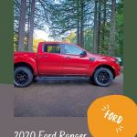 2020 Ford Ranger - Pin