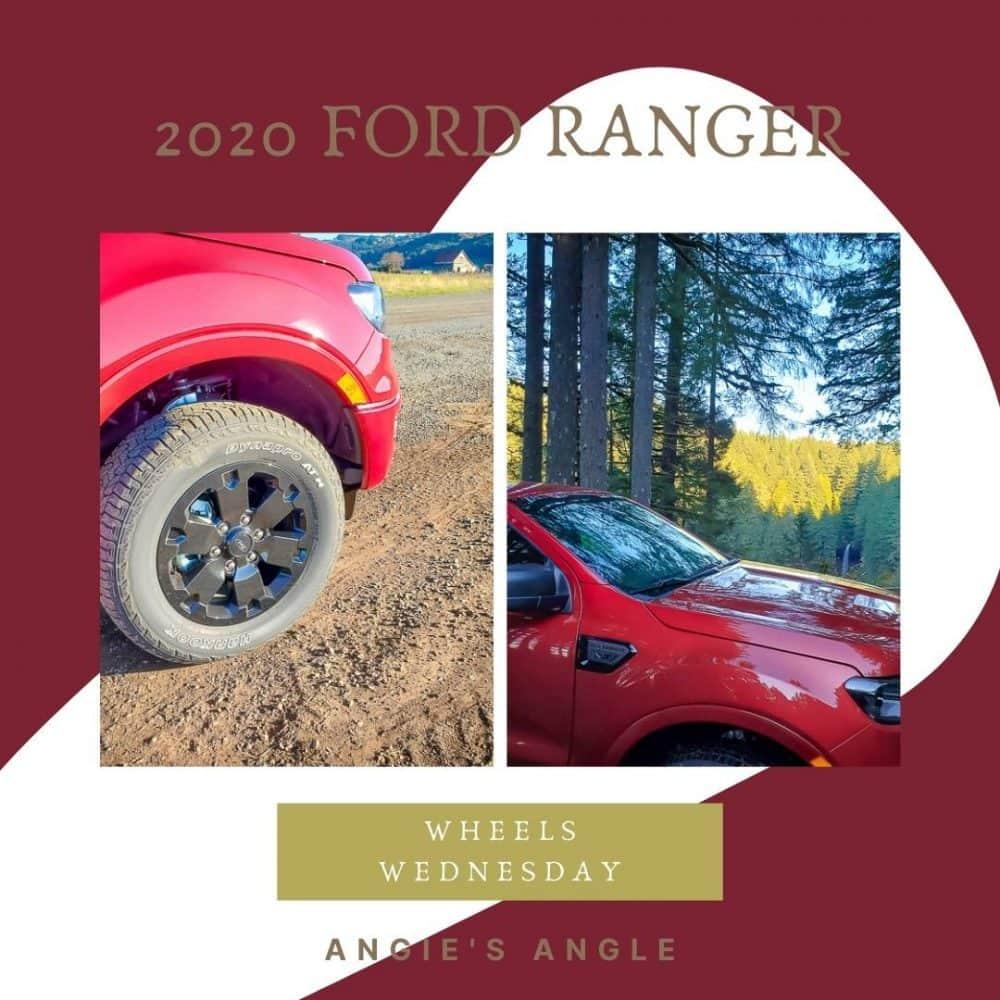 2020 Ford Ranger - Social