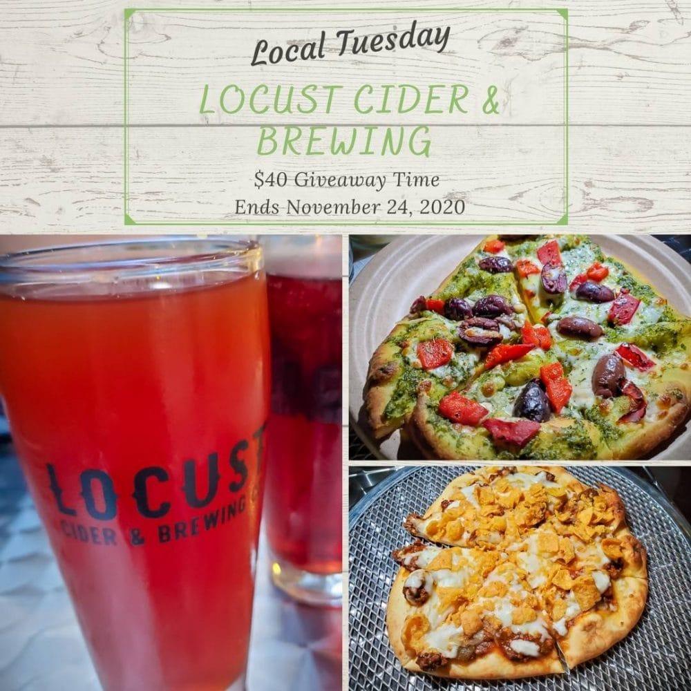 Win $40 to Locust Cider - Social