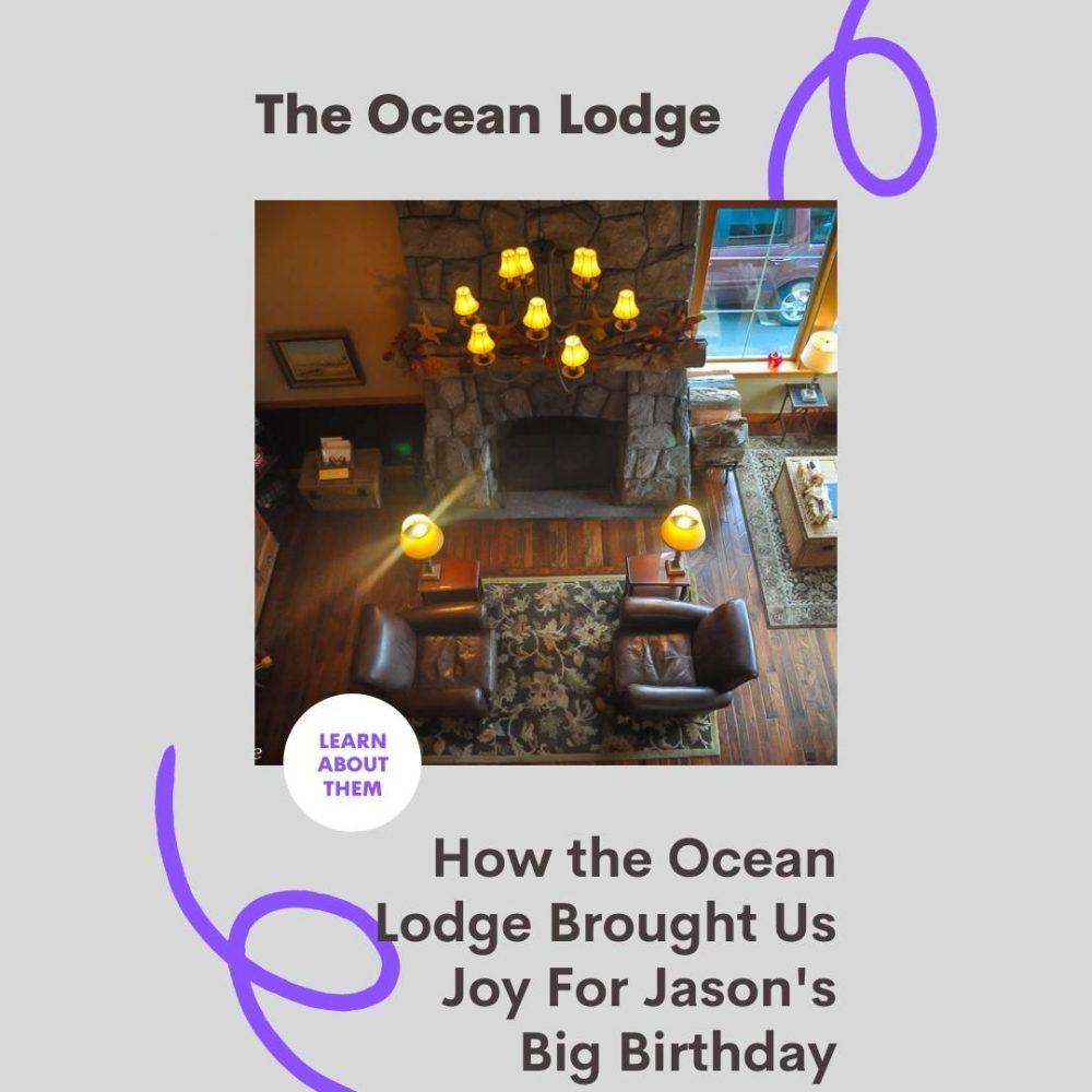 The Ocean Lodge Brought Us Joy - Social