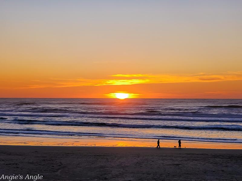 The Ocean Lodge Fall Sunset