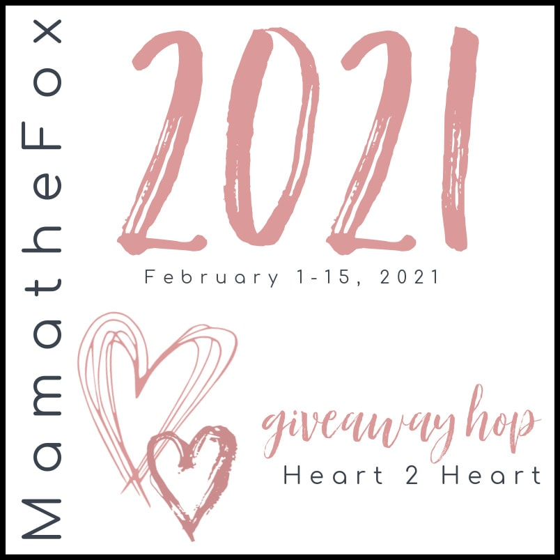 Heart to Heart Giveaway Hop