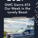 Our Week in the GMC Sierra - Pin