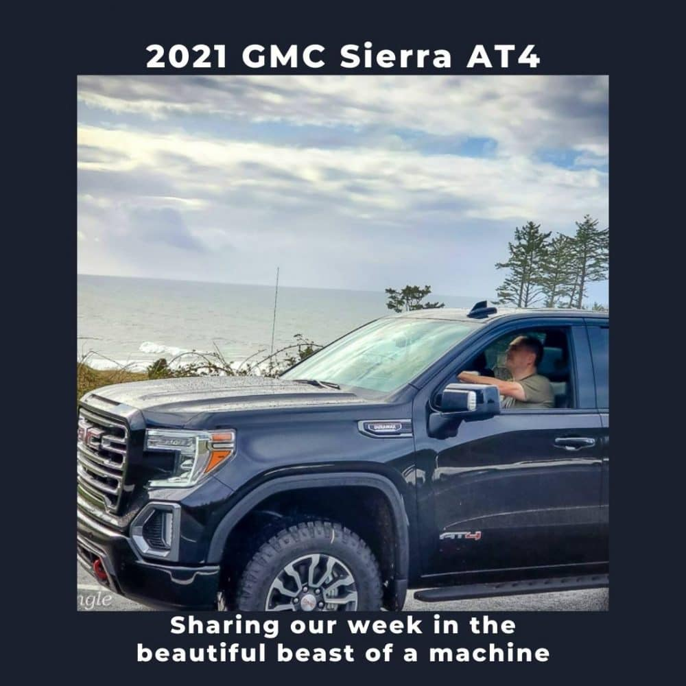 Our Week in the GMC Sierra - Social