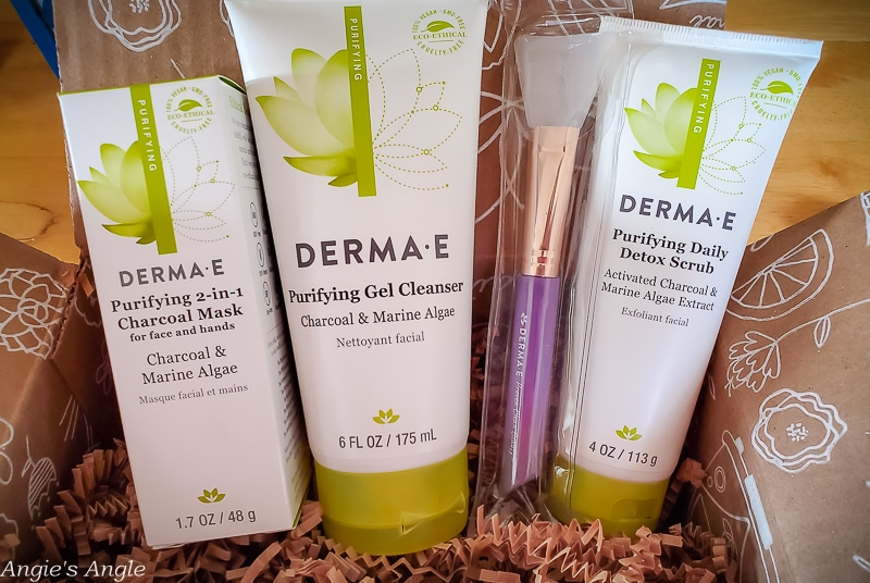 2021 Catch the Moment 365 - Week 6 - Day 40 - Dermae Products