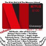 March $100 Netflix Giveaway-1-min