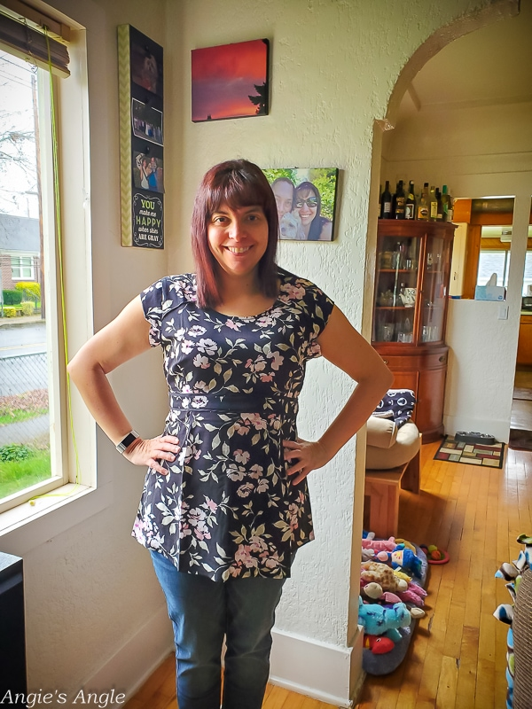 Delighted with My Amazon Wardrobe - Blouse (1)