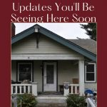 House Updates - Pinterest