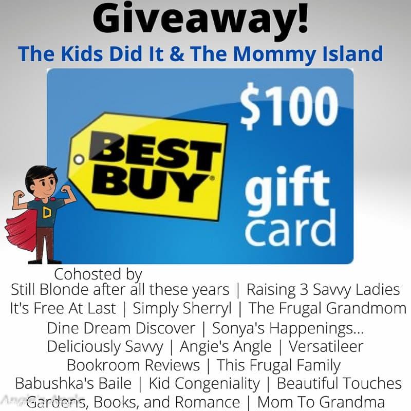 100 June Best Buy Giveaway
