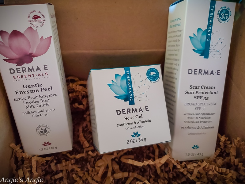2021 Catch the Moment 365 - Week 30 - Day 206 - July Dermae Products