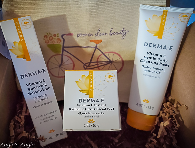 2021 Catch the Moment 365 - Week 37 - Day 254 - Goodies from Dermae